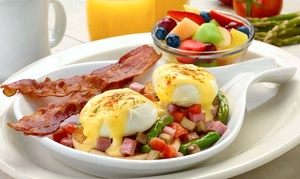 The Egg & I: $12for $20 Worth of Breakfast at The Egg & I