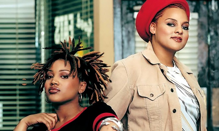 Floetry - Aztec Theater: Floetry at Aztec Theater on July 1 (Up to 30% Off)