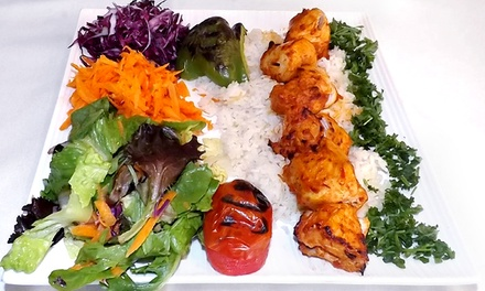 Turkish Dinner Cuisine for Two or Four at Istanblue Mediterranean Cuisine (38% Off)