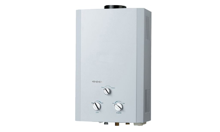 Groupon Goods: 6L or 20L Zooltro Gas Water Heater From R899.99 Including Delivery (Up To 36% Off)