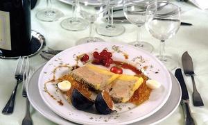 ALCHIMIE: Menu Alchimie, Homard, foie gras et truffes noires... pour 2 personnes à 89 € au restaurant Alchimie