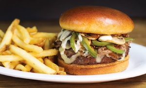 Beef o' Brady's: American Food at Beef 'O' Brady's (43% Off). Two Options Available.