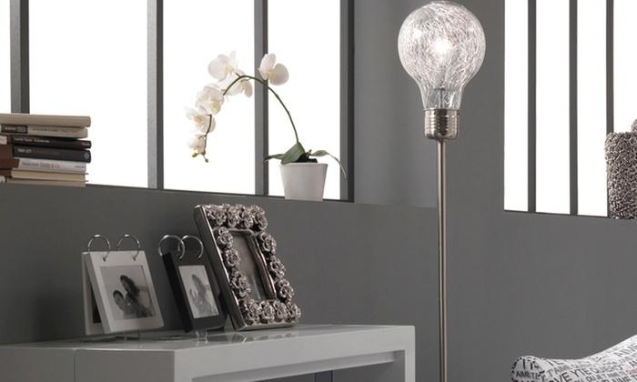 Lampada a forma di lampadina groupon goods for Lampada a lampadina