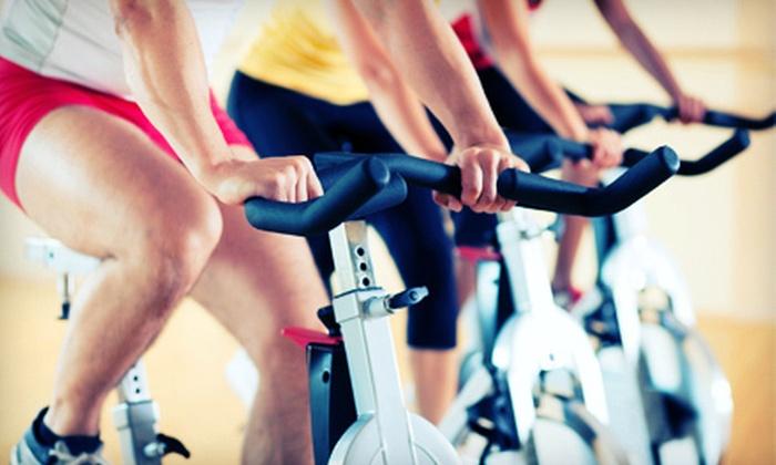 John Garey Fitness & Pilates - Marketplace Longbeach: Four or Eight Spinning Classes at John Garey Fitness & Pilates in Long Beach (Up to 53% Off)