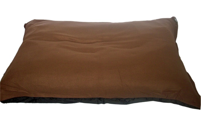 Waterproof dog bed groupon for Beds 80 off