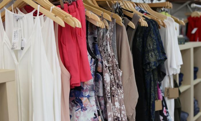 Briny Boutique - Victoria Park: Apparel and Accessories at Briny Boutique (42% Off)