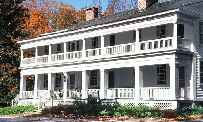 The Old Inn on the Green - New Marlborough, MA: $369 for a Two-Night Stay with Meal Package for Two at The Old Inn on the Green in New Marlborough, MA (Up to $660 Value)