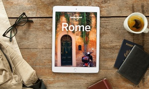 One, Two Or Three Ebook Travel Guides From Lonely Planet (up To 74% Off)