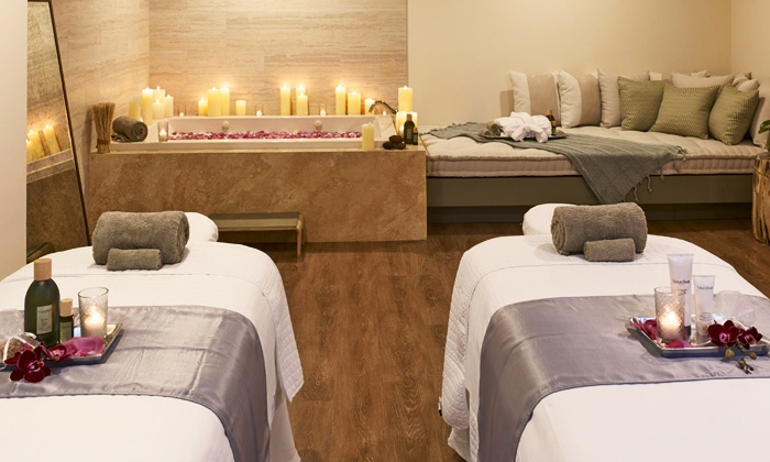 Blue Harmony Spa at the Shelborne Wyndham Grand South Beach - City Center: 50-Minute Massage or Facial at Blue Harmony Spa at the Shelborne Wyndham Grand South Beach (Up to 42% Off)