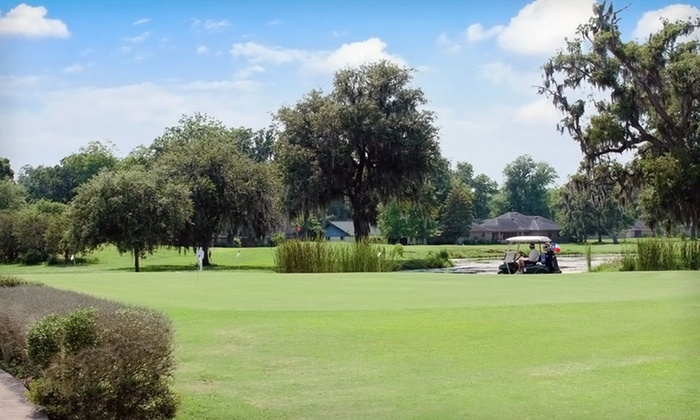 Columbia Lakes Resort - Brazoria-West Columbia: One- or Two-Night Stay with Optional Golf at Columbia Lakes Resort in West Columbia, TX
