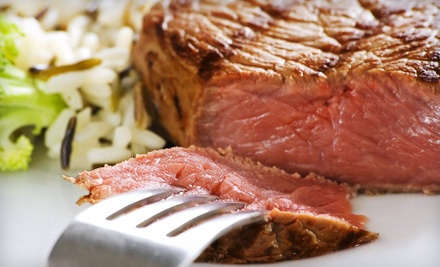 Two-Course Dinner for Two (up to a $56.85 value) - Off the Boulevard Lounge in Sunnyside
