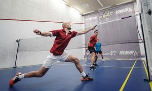Squash4you: Godzina gry w badmintona od 14,99 zł i więcej opcji w Squash4You (do -58%)
