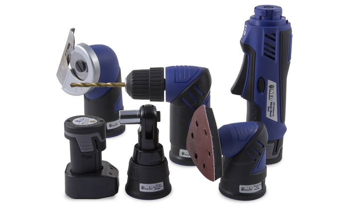 NEO Multi-Head Power Tool Set: NEO Multi-Head Power Tool Set