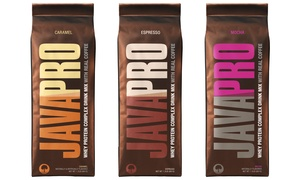 JAVAPRO Whey Protein Complex Drink Mix; 22 Servings. Multiple...