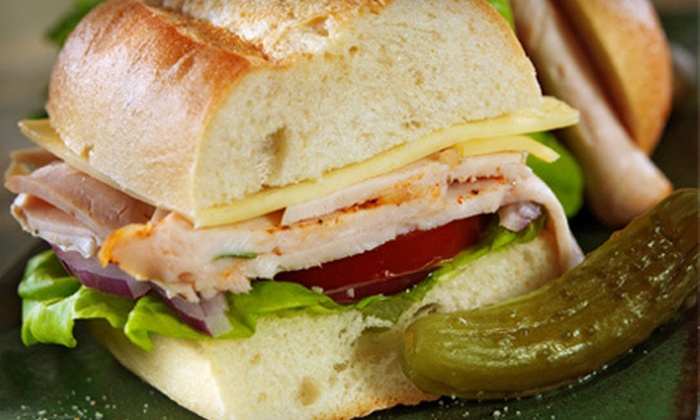 Galloway's Chicago Subs - Crystal Lake: $7 for $15 Worth of Subs at Galloway's Chicago Subs