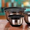 Stainless Steel Mixing Bowl Kitchen Prep Set (9-Piece)