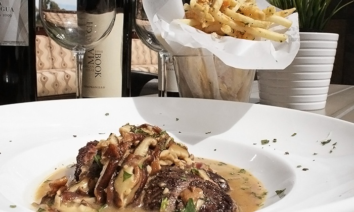 The Standard Kitchen & Cocktails - Central Scottsdale: New American Cuisine and Handcrafted Cocktails for Two or Six or More at The Standard Kitchen & Cocktails (Up to 40% Off)