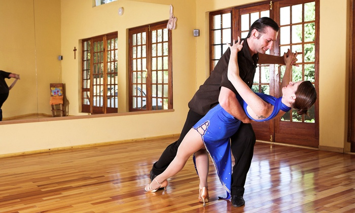 Dare To Dance - Blue Ash: Ballroom-Dance Lesson Packages for One or Two at Dare to Dance (Up to 89% Off)