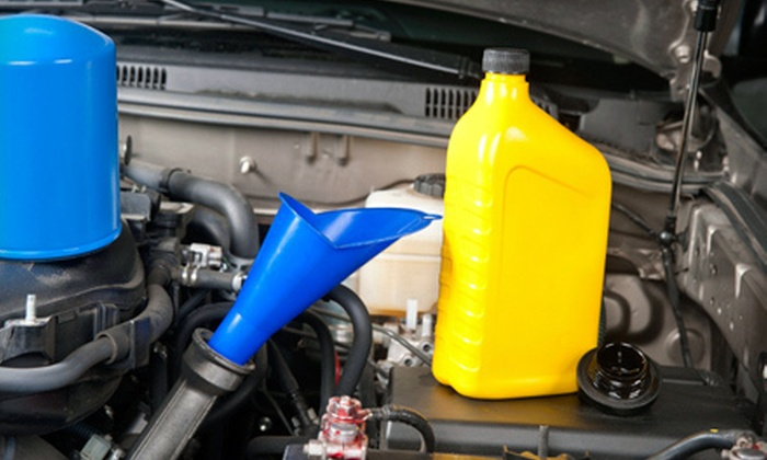 Auto Number One - East Weymouth: Three or Five Regular or Synthetic Oil Changes at Auto Number One in Weymouth (Up to 69% Off)
