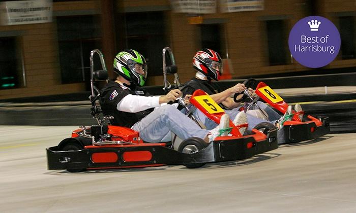 Mid Atlantic Grand Prix - New Castle: Four Go-Kart Races or Two-Month VIP Membership at Mid Atlantic Grand Prix (Half Off)