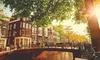 Nabij Amsterdam: superior twin kamer in 4* hotel met wellness