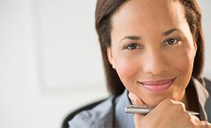 T. L Williams Personal Development Services: Three or Five Life-Coaching Sessions at T. L. Williams Personal Development Services (Up to 67% Off)