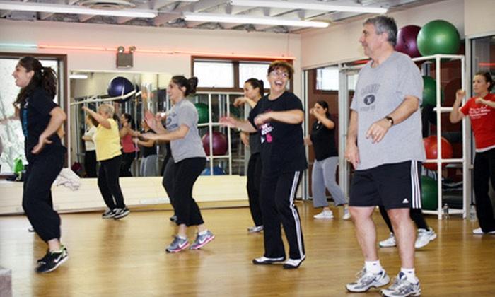 Club Fitness Philadelphia - Westville: $20 Toward Gym Membership or Class Fees