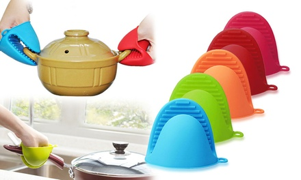 k chen topfclipper aus silikon groupon goods. Black Bedroom Furniture Sets. Home Design Ideas