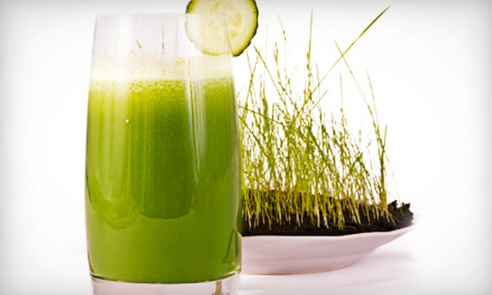 Chef V: Three-, Five-, or Seven-Day Juice Cleanse from Chef V (Up to 55% Off)
