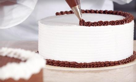 Cake Decorating Class Groupon : Cake-Decorating Classes - Sugar  n Spice Groupon