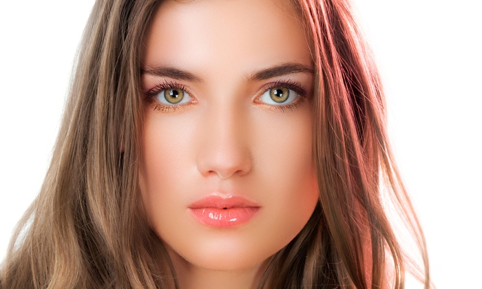 Blush Beauty Bar - Northwest Virginia Beach: Haircut, Partial Highlights, All-Over Color, or Keratin Hair-Smoothing Treatment at Blush Beauty Bar (Up to 55% Off)