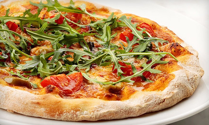 Little Luzzo's - East Harlem: Neapolitan Pizza and Salads To Go for Two or Four from Little Luzzo's (Up to 57% Off)