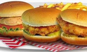 Brewster's Chicken: $18 for Two Groupons, $15 Value Each at Brewster's Chicken ($30 value)