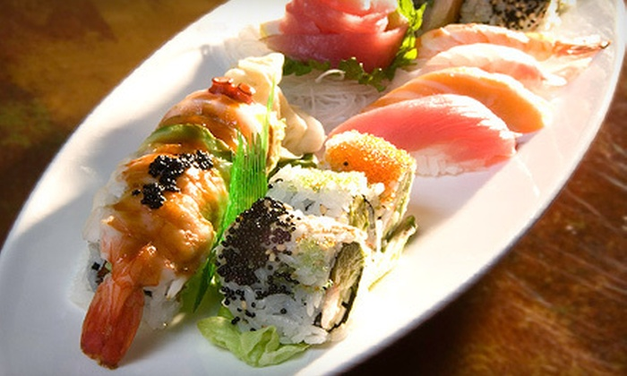 Ponzu - South Side: $15 for $30 Worth of Sushi and Contemporary Asian Cuisine at Ponzu