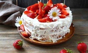 Cukiernia Kalinka: 34,99 zł za groupon wart 55 zł na tort i więcej opcji w Cukierni Kalinka (do -39%)