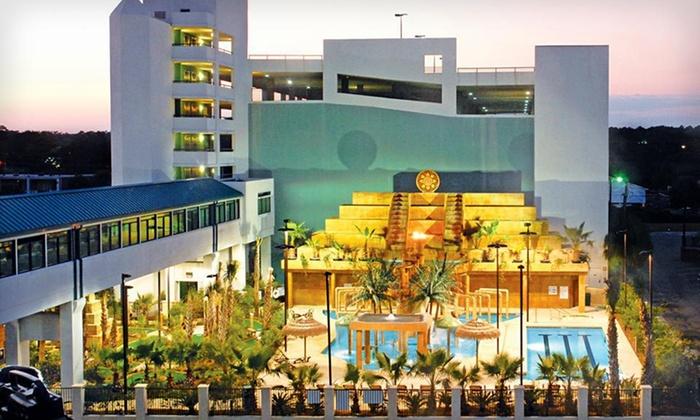 Landmark Resort Hotel Myrtle Beach Sc Two Or Three Night Stay