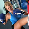 Up to 74% Off Group and Private Kickboxing Classes