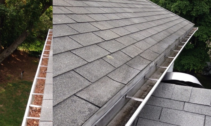 Bros Home Improvement Services - Boston: Up to 55% Off gutter cleaning for a home at Bros Home Improvement Services