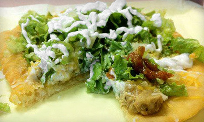 Arizona Frybread - Central Goodyear: $10 Worth of Frybreads and Desserts