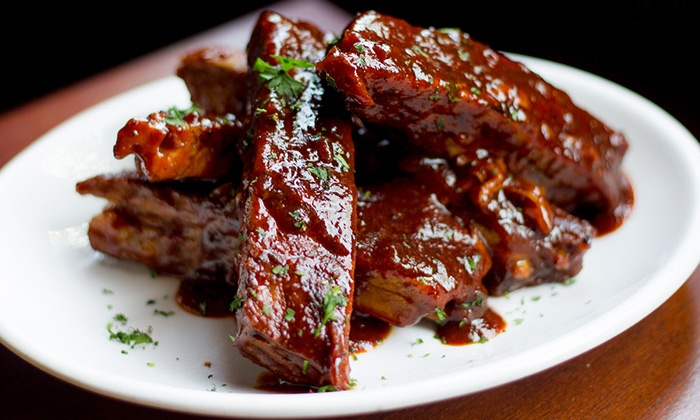 White Horse Lounge - Pasadena - Old Pasadena: Modern Comfort Food and Craft Cocktails for Two or Four at White Horse Lounge (40% Off)