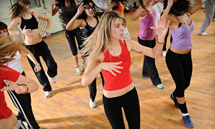 Snap Fitness - South River Heights: 10 or 20 Zumba Classes at Snap Fitness (Up to 67% Off)