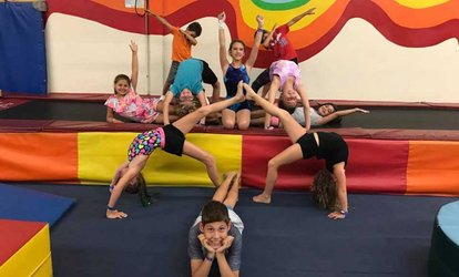 <strong>Gymnastics</strong> Classes at Imagymnation <strong>Gymnastics</strong> Center (Up to 59% Off)