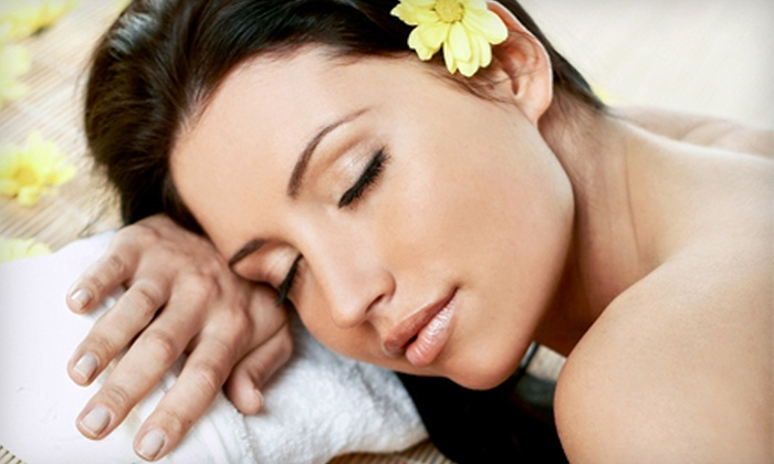 Planet Beach Contempo Spa - Centerville: $25 for One Week of Unlimited Spa Services at Planet Beach Contempo Spa (Up to $250 Value)
