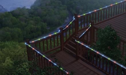 50 LED Solar Waterproof Rope Lights
