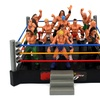 Velocity Toys Mini Smack Battle Action Wrestling Play Set