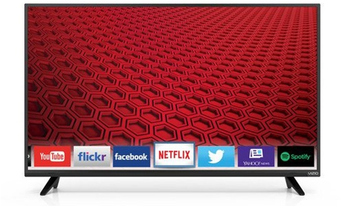 "Vizio 43"" Full-Array LED 1080p HD Smart TV (Refurbished)"