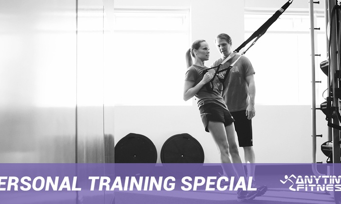 Anytime Fitness Steubenville - Steubenville: Up to 70% Off Gym Membership at Anytime Fitness Steubenville