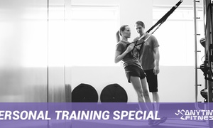 Anytime Fitness Steubenville: Up to 75% Off Gym Membership at Anytime Fitness Steubenville
