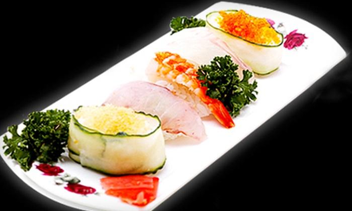 Sushi Cafe - West Arlington: $12 for $25 Worth of Sushi and Japanese Cuisine at Sushi Cafe