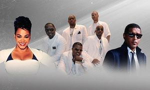 "Holiday Jam 2015 with Jill Scott, New Edition, and Kenny ""Babyface"" Edmonds: Holiday Jam 2015 with Jill Scott, New Edition, and Kenny ""Babyface"" Edmonds on Saturday, December 12, at 7 p.m."